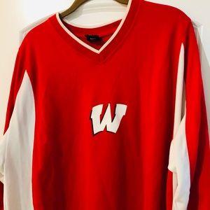 Nike Wisconsin Long Sleeve Tee